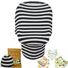 Car Seat Canopy Amazon by Amazon Com Baby Car Seat U0026 Nursing Cover Bonus Bandana Drool Bibs
