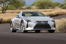 lexus sports car 2 door 2018 lexus lc 500 pricing for sale edmunds