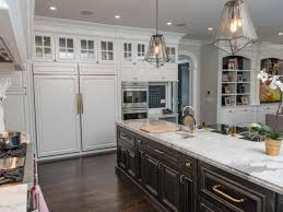 Kitchen Island With Sink by Kitchen Island Ideas With Sink Iredescent White Glass Mosaic