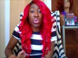 black hair to raspberry hair pink hair for 12 bucks adore raspberry twist youtube