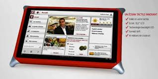 test de la tablette tactile pour cuisiniers qooq