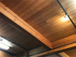 Tongue And Groove Roof Sheathing by Behavior Of Plank Tongue And Groove Wood Decking Under Uniformly