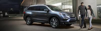 safety the 2017 pilot suv honda canada