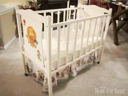 Baby Crib Mattress Sale Trash To Treasure Reved Baby Crib Crib Vintage And Babies