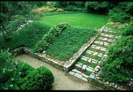 Landscape Ideas For Hillside Backyard Sloped Backyard Design Ideas U2013 Mobiledave Me