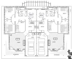 Best  Duplex House Plans Ideas On Pinterest Duplex House - Home plans and design