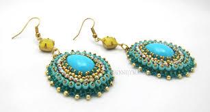 Crystal Chandelier Earrings Beadfeast Earring Beadfeast