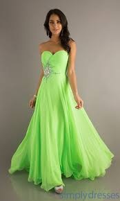 lime green short bridesmaid dresses