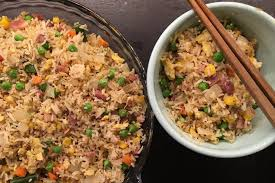 fried rice recipe using leftover thanksgiving ham a la