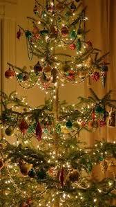 brown christmas tree large carroll brauneis wvgrlnak on