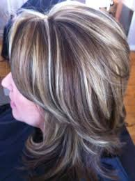 coloring gray hair with highlights hair highlights for salt and pepper hair with highlights google search hair