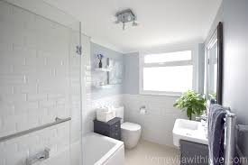 bathroom makeover part 2 the big reveal from evija with love