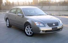 2003 nissan altima information and photos zombiedrive