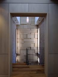 Modern Staircase Wall Design Stairwell Feature Wall