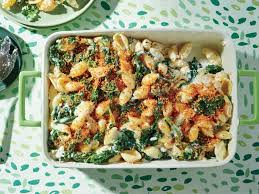 kale and pasta bake recipe southern living