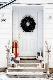 25 best christmas front porches ideas for the holidays