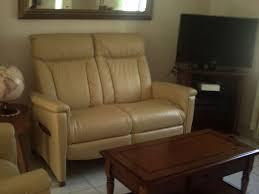 canapé 2 places fauteuil assorti canape fauteuils relax offres juin clasf