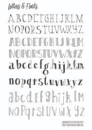 best 25 letter fonts ideas on pinterest handwriting fonts