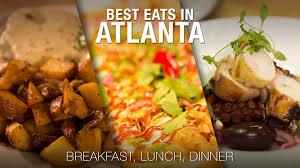 best breakfast lunch dinner in atlanta with g garvin food