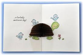 inky antics clear stamps turtle