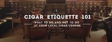 Cigar Lounge Chairs Cigar Etiquette 101 Your Local Cigar Lounge U2014 Gentleman U0027s Gazette