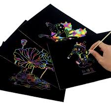 online writing paper online buy wholesale writing paper from china writing paper 10 sheets diy cute kawaii graffiti writing paper black page magic drawing paper painting letter paper