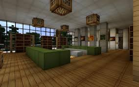 minecraft modern living room ideas room design ideas