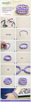 bracelet diy tutorials images 86 best diy cuff bracelets images diy jewelry bead jpg