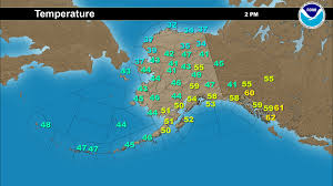 Southeast Alaska Map Alaska Weather Online Low Bandwidth