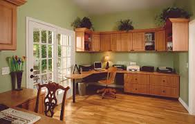 Kitchen Office Cabinets Home Office Cabinets U0026 Office Organization Design In Michigan