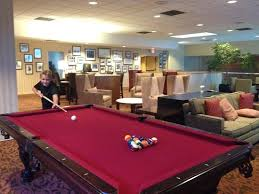 Pool Table Conference Table Pool Table In Common Area Room Picture Of Glen Cove Mansion And
