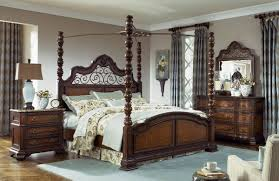Royal King Bed Legacy Classic Royal Tradition Poster Canopy Bedroom Set Bedroom