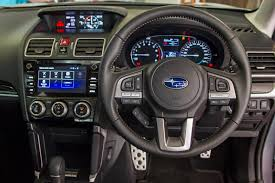 subaru forester interior 2017 extended test subaru forester 2 0 xt with video cars co za