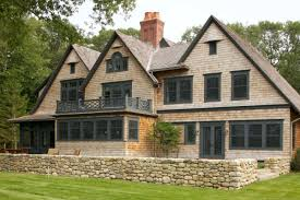 shingle style cottages sherborn shingle style fine homebuilding