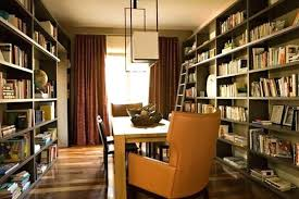 home library design uk home library design with yellow sofa and red curtains home home