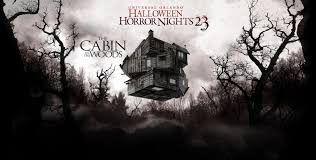 the cabin in the woods coming to halloween horror nights orlando