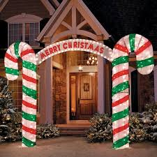 Unique Outdoor Christmas Decorations Christmas Archway Decoration Christmas Decor