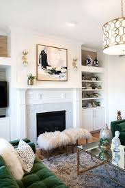 Green Sofas Living Rooms by The 25 Best Green Sofa Ideas On Pinterest Green Living Room
