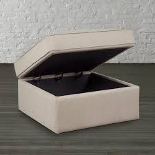 furniture luxurious and useful storage ottoman for any room
