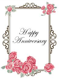 happy anniversary cards pink anniversary card birthday greeting cards by davia