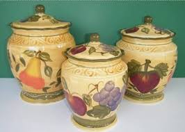 apple canisters for the kitchen tuscan fruit canisters moocowmeadows
