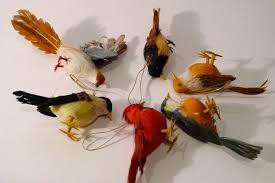 ornaments bird ornaments
