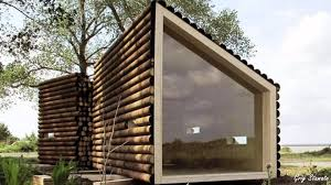 Tiny Home Builders by Chic Modern Tiny House Plans For Modern Tiny Home 1175x779