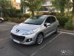 peugeot 207 sedan peugeot 207 2007 sedan 1 6l diesel manual for sale nicosia