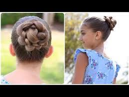 flower hair bun how to create a 3d flower bun updos