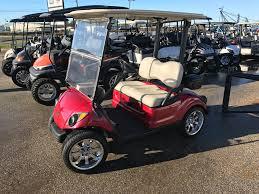 ennis golf carts