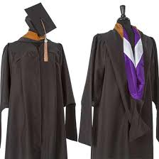 master s cap and gown traditional students commencement grand