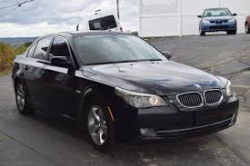 2008 Bmw 550i Interior 2008 Bmw 5 Series For Sale Carsforsale Com