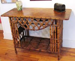 Rattan Console Table Antique Rattan Console Table Console Table Rattan Console