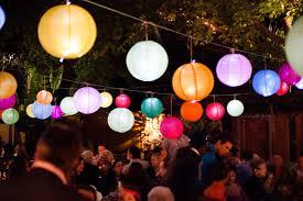 lanterne chinoise mariage boules chinoises idées mariage chinois